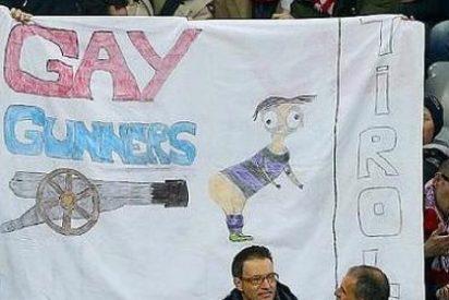 La UEFA cierra una parte del Allianz por esta pancarta anti-gay
