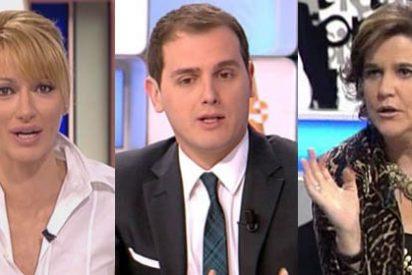 [VÍDEO] Griso y Rivera ponen en su sitio a la lenguaraz y 'casamentera' Rahola