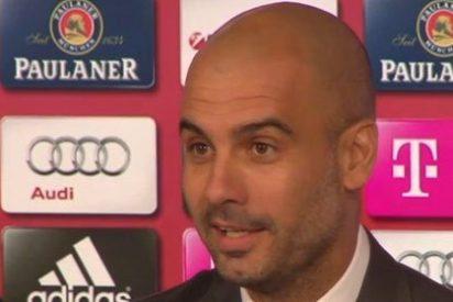 Guardiola habla sobre su futuro