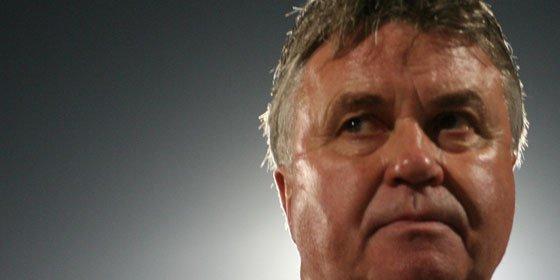 Hiddink será seleccionador de Holanda