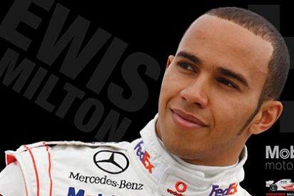 Hamilton la lía al hablar sobre Schumacher