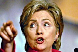 Hillary Clinton compara a Putin con Hitler y el cabreo del Kremlin es de los que hacen época