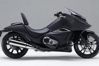 Honda NM4 Vultus, un scooter muy futurista