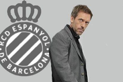 El Doctor House critica a los jugadores del Barcelona en Twitter