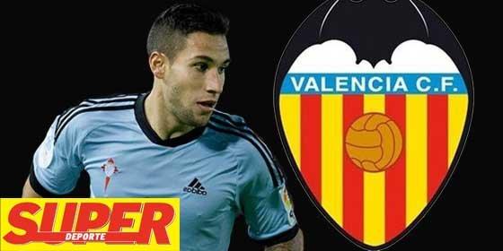 El Valencia tantea a un jugador del Celta