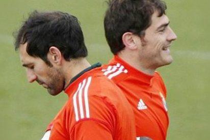 Íker Casillas da la cara en público por Diego Lopez y pide respeto para su compañero