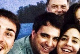 El Selfie de Casillas y Sara Carbonero revoluciona las redes sociales