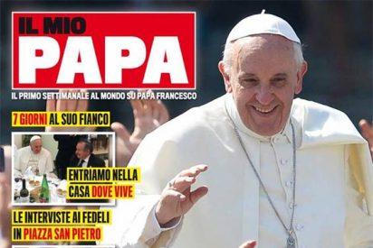 """""""Il mio Papa"""": la revista semanal dedicada en exclusiva a Francisco"""