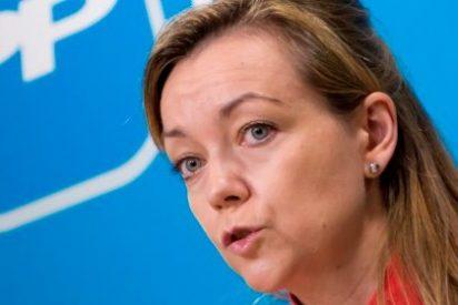 López indignada con los socialistas por tachar de 'pufo' el plan de plurilingüismo