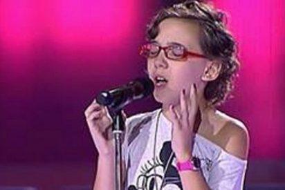 Fallece a los 11 años una concursante de 'La Voz Kids'
