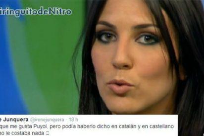 Irene Junquera explica el tweet que desató la polémica