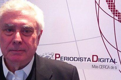 """Javier Rupérez: """"Putin quiere reconstruir la Unión Soviética"""""""