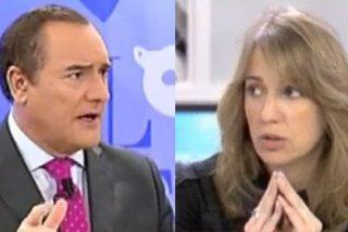 """Antonio Jiménez sobre Tania Sánchez: """"¡Esta señora es una desahogada! ¡Que la denuncien!"""""""