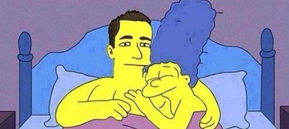 John Terry aparece en un capítulo de los Simpsons