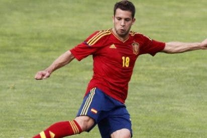 Jordi Alba twittea a Sergio Ramos