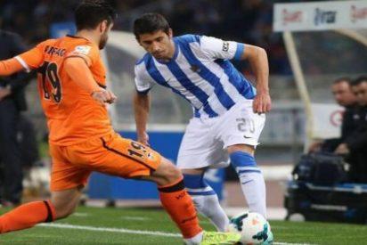 José Ángel quiere quedarse en la Real Sociedad