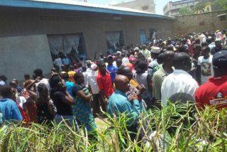 Al menos 4 muertos en un ataque contra una iglesia en Kenia