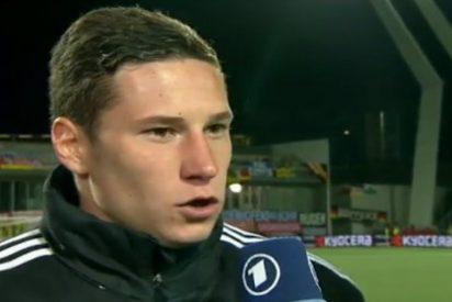 El Arsenal quiere fichar a la joven promesa del Schalke 04