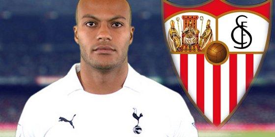El Sevilla pretende a un jugador del Tottenham