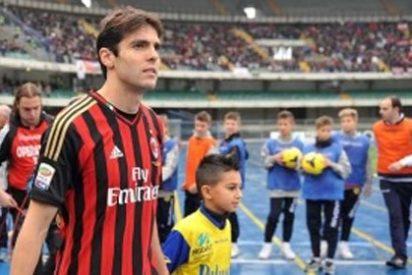 Kaká quiere retirarse en la MLS