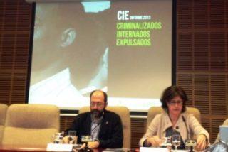"""""""El régimen de internamiento de los CIE es meramente policial"""""""