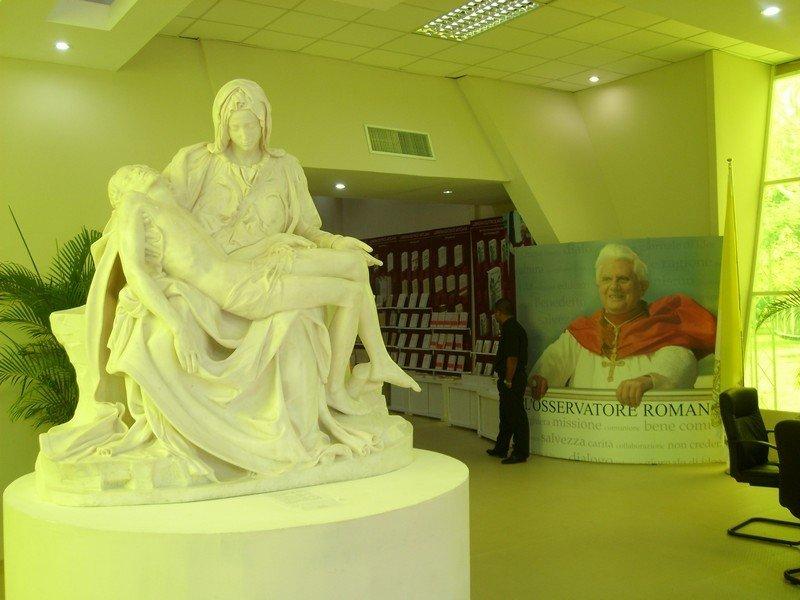 El Vaticano, en la Feria Internacional del Libro Turín 2014