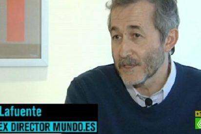 """Sindo Lafuente, ex director de 'El Mundo.es': """"Pedrojota publicó informaciones del 11-M que eran pura fantasía"""""""