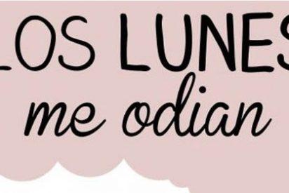 """Laura Santolaya del Burgo: """"No estoy segura de si odio los lunes o los lunes me odian a mí"""""""