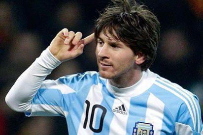 Messi echa a Tévez de la selección argentina