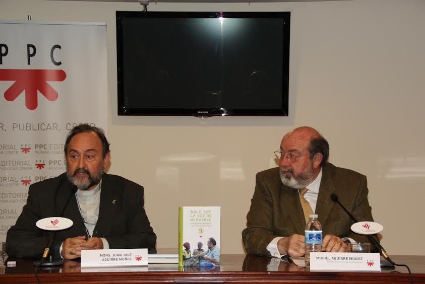 PPC acerca la realidad centroafricana a través de los ojos del obispo de Bangassou