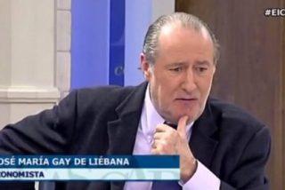 """Gay de Liébana: """"El gran Montoro que iba por los platós, mintió y De Guindos no ve la economía real. Este Gobierno me ha defraudado muchísimo"""""""