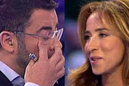 """María Patiño y J.J. Vázquez explotan en lágrimas : """"Es un momento duro, te querré siempre"""""""