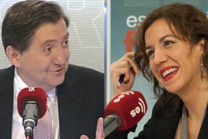"""Federico Jiménez Losantos: """"La última vez voté a UPyD, pero ahora lo va a votar el padre de Irene Lozano"""""""