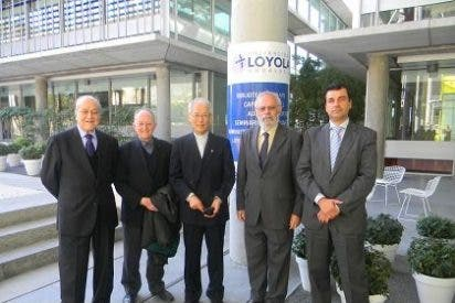 Universidad Loyola Andalucía y Universidad Sofía de Tokio