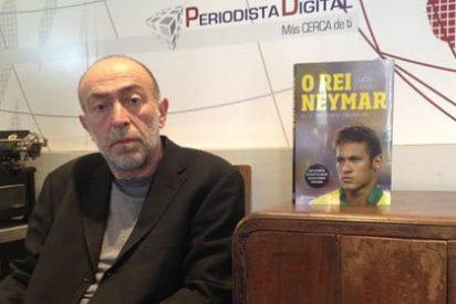 """Luca Caioli: """"El 'caso Neymar' ha explotado y me gustaría que explotaran otros más porque los fondos de inversión modifican la normalidad del fútbol"""""""