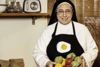 """Sor Lucía: """"Serviría un asado a Francisco y un plato picante a Rajoy"""""""