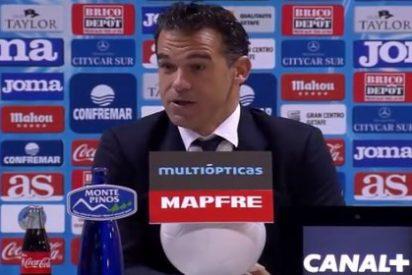 Luis García está en la cuerda floja