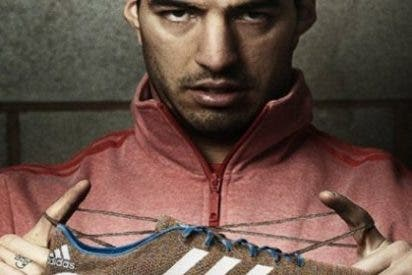 Adidas revolucionará el Mundial con las botas de Luis Suárez