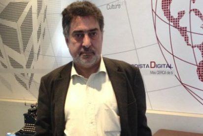 """Luis del Pino: """"El PP de Rajoy mandó gente con el único objetivo de intoxicarnos sobre el 11-M"""""""