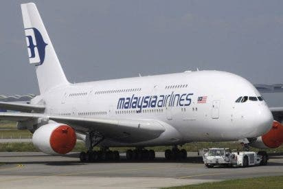 Oración por los pasajeros del avión desaparecido