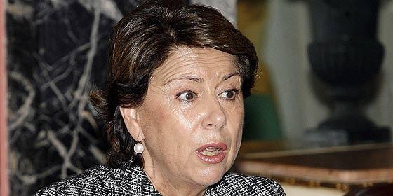 Magdalena Álvarez gana al año el mismo salario que el presidente de EEUU