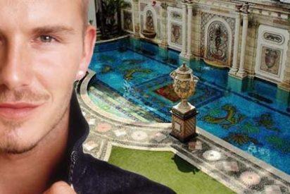 Los Beckham compran una mansión maldita por 43 millones
