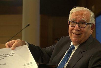 Lagares cree que España debería tender a un impuesto sobre la renta de tipo único