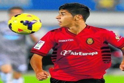 Un jugador del Mallorca desmiente tener una oferta de Barcelona y Real Madrid