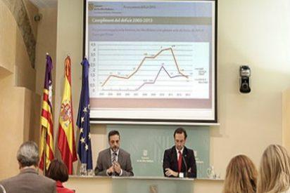 """Bauzá saca pecho en el Parlament tras cumplir con el déficit: """"El Govern ha conseguido que no se colapse el sistema"""""""