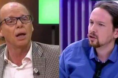 """Jaime González: """"Pablo Iglesias me pidió que le diéramos caña en ABC porque le interesaba que los medios conservadores hablen mal de él"""""""