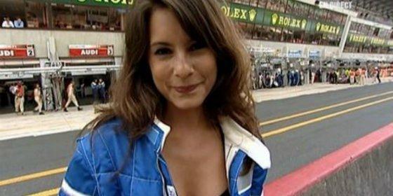 La Sara Carbonero de la Fórmula 1