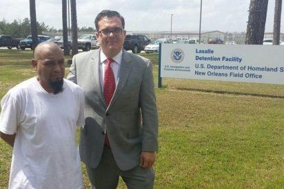 Liberan al padre de la niña que pidió al Papa frenar su deportación