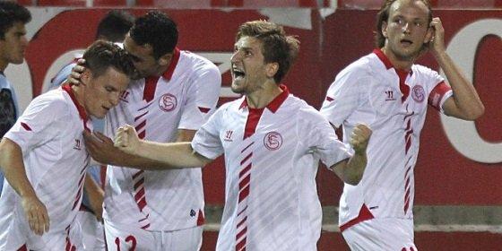 Marin dispuesto a seguir en el Sevilla
