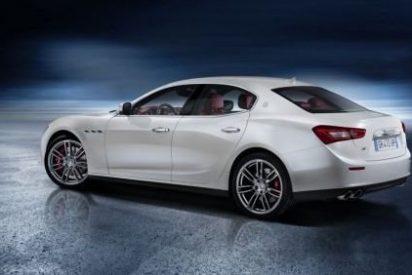 Maserati cuadruplica su negocio en España
